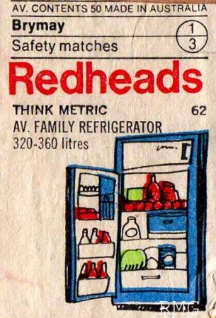 redheads average-fridge