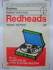 redheads LP record