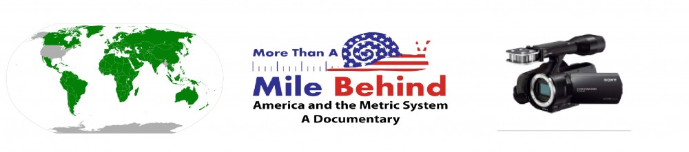 More Than A Mile Behind: America and the Metric System