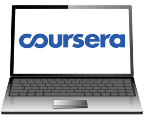 Coursera offers free online classes on lots of topics by big-name institutions.