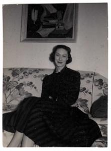 My Mom, Anita Anderman (née Jenkins). Circa I have no idea. The 1940s?