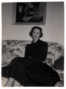 My Mom, Anita Anderman (née Jenkins). Circa I have no idea. The 1940s?